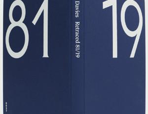 Retraced 81/19 by John Davies Reviewed by Ryan Marsh M.A.