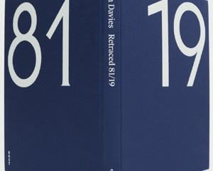 Retraced 81/19 by John Davies Reviewed by Ryan Marsh M.A.