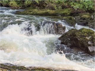 Dancing Waters of Henllan