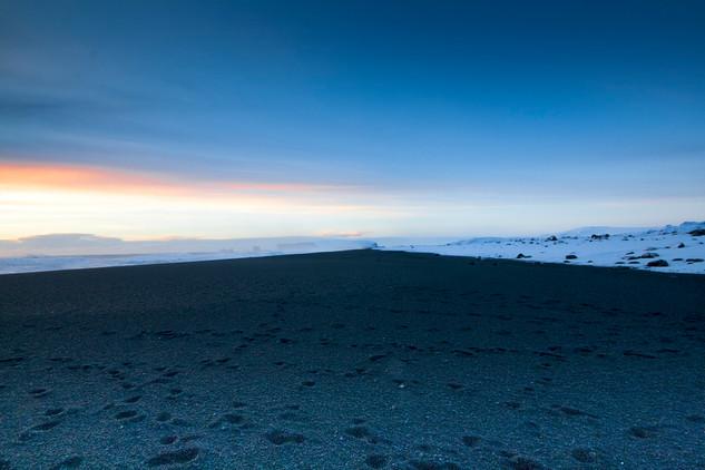 Black Sand, Iceland