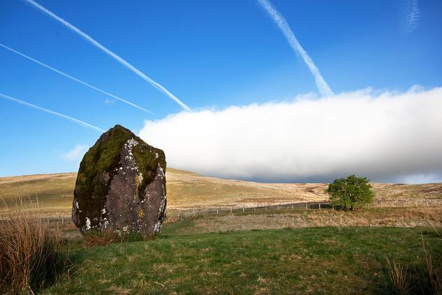 Maen Llia, Brecon Beacons