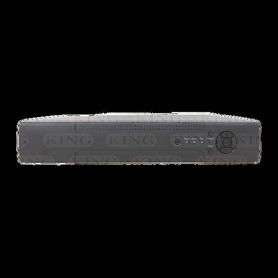 NDVR Hybrid 16 canales para cámara IP y cámara AHD