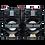 Thumbnail: Caja Amplificada Doble 10 Pulgadas con Bluetooth