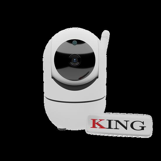 Camara de Vigilancia IP con Audio y Seguimiento