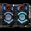 Thumbnail: Caja KING Amplificada Doble 6.5 Pulgadas con Bluetooth