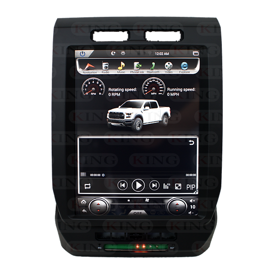 Radio Original Para Ford Raptor/F150 FX4