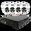 Thumbnail: Kit de Sistema Vigilancia AHD 4 Cámaras