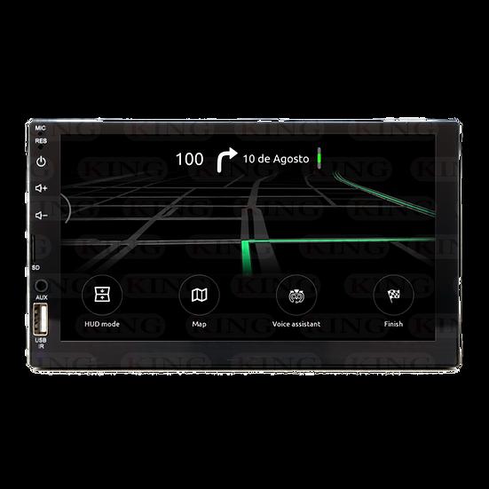 2DIN MP5 con Mirrolink y Carplay/Android Auto