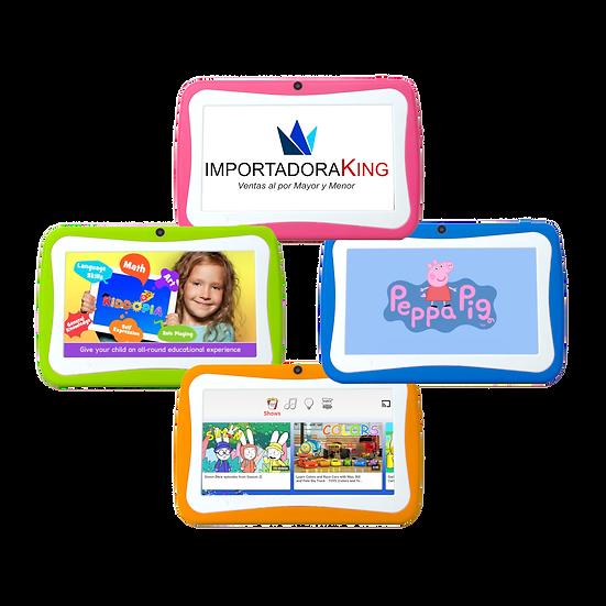 Tablets para Niños con programas de Educación