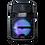 Thumbnail: Caja Amplificada Recargable 6 Pulgadas con Micrófono Inalámbrico