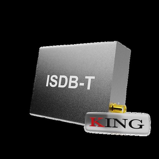 Decodificador Digital ISDB-T Mobil para Vehículos