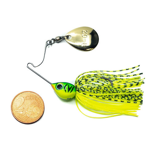 Tiemco Critter Tackle Cure Pop Spin 7g