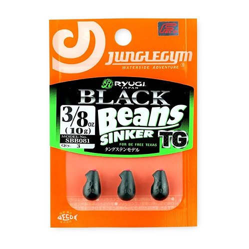 Ryugi / JungleGym Black Beans (Tungsten)