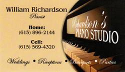 Richardson's Piano Studio