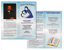 Church of the Firstborn Brochure