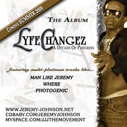 Lyfe Changez CD Insert