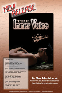 """The Inner Voice"" Promo Poster"