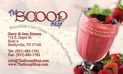 The Scoop Business Card