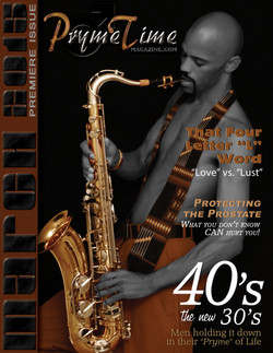 PrymeTime Magazine Cover