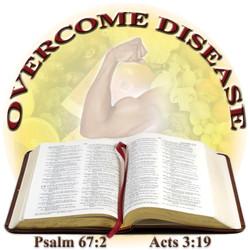 Overcome Disease Logo