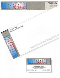 Urban Graphix Branding