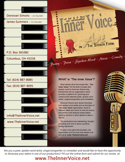 "What is ""The Inner Voice"" Poster"