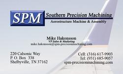 SPM Business card