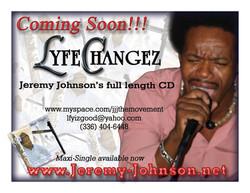 JJ - Lyfe Changez Postcard