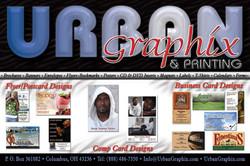 Urban Graphix Promotional Postcard