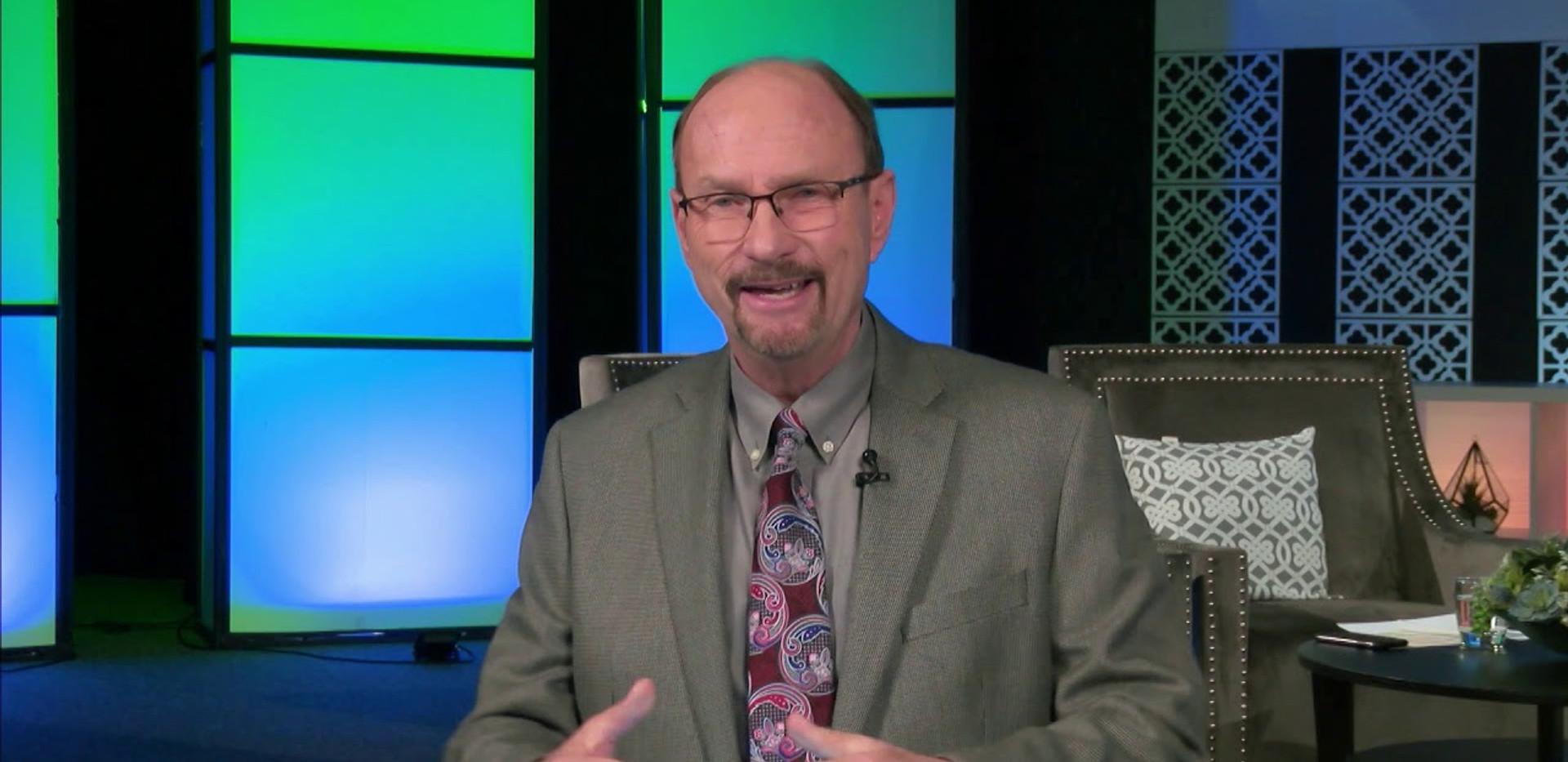 Dick Deweert shares on how worship is warfare