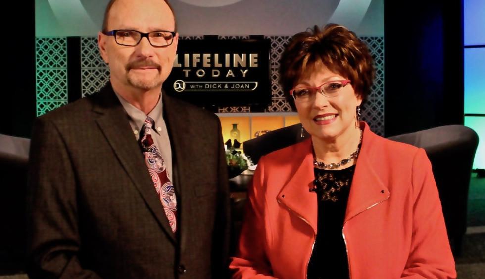 LIFELINE TODAY | Season 4 Episode 119 | Dick Deweert, Ryan Caldwell