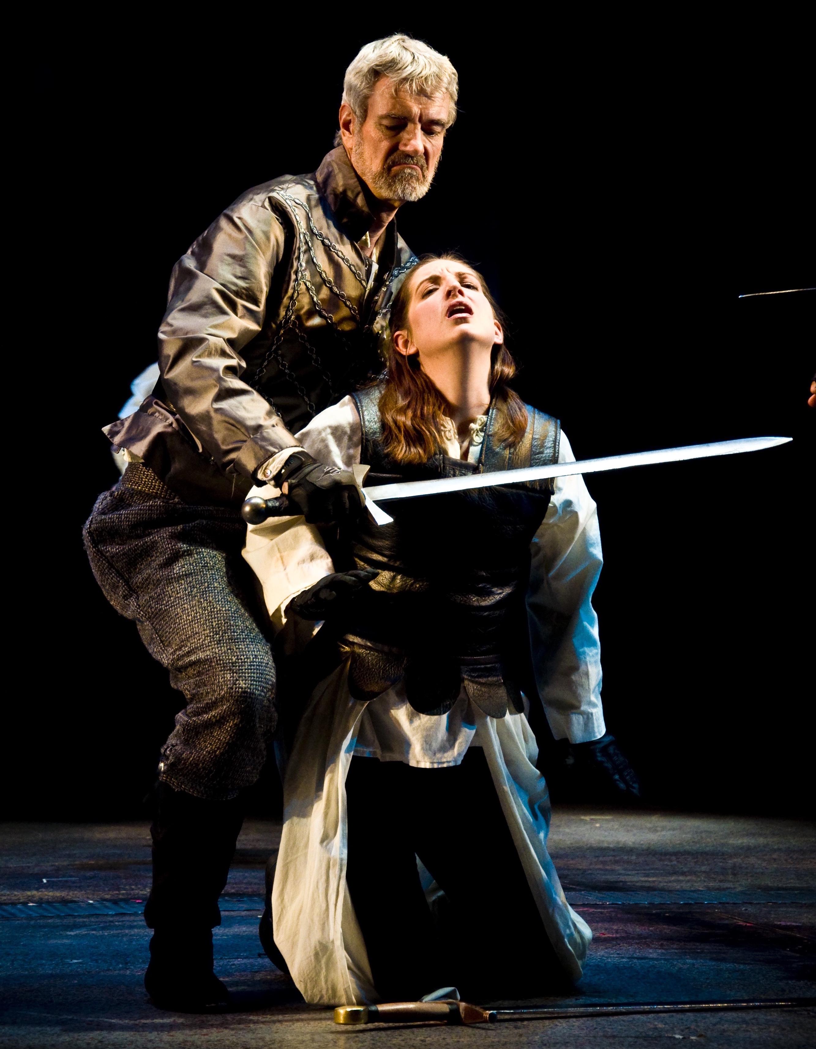 Blood Royal/Joan of Arc