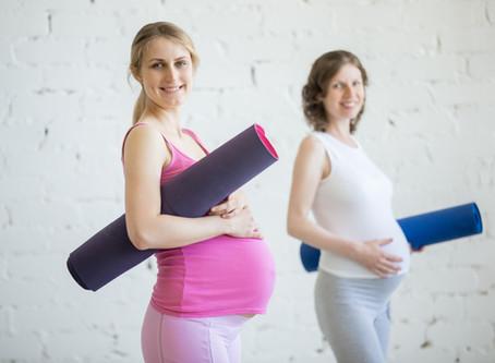 10 סיבות מדוע את חייבת לעשות פילאטיס בזמן ההריון