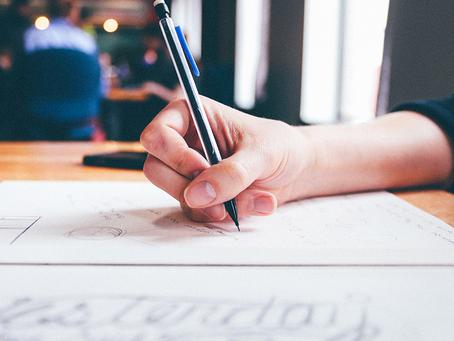 מה כתב היד שלך, מעיד עלייך?