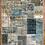 Thumbnail: Patchwork 152 x 92cm