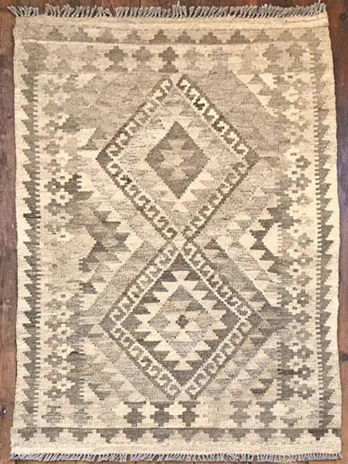 Natural Kilim 135 x 77cm