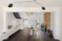 Darlinghurst House living room