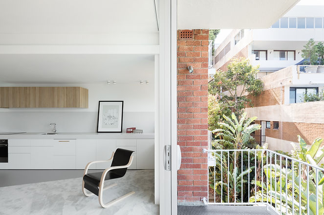 Darlinghurst Apartment