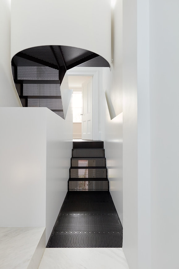 Darlinghurst House stair