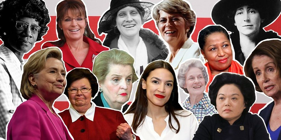 Donne, Media e Politica