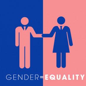 Don't let the pandemic set back gender equality