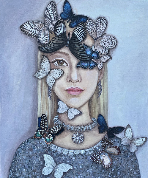 butterflies in your mind