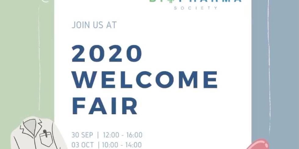Welcome Fair 2020