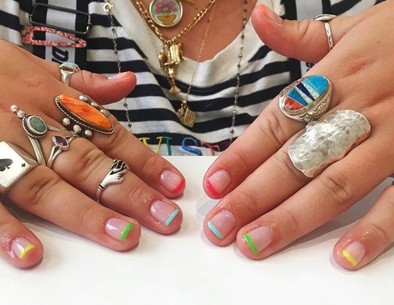 Clairvoyance your Nails