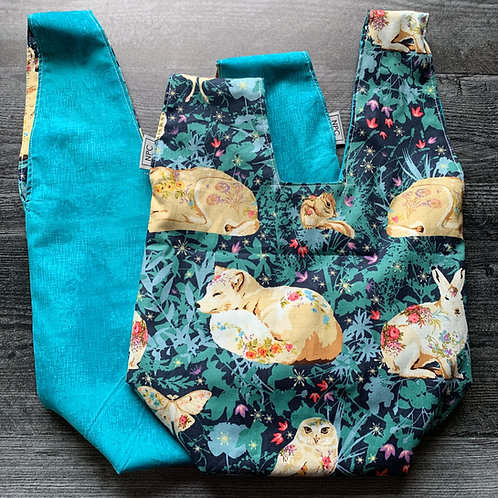 Magical Forest Knot Bag