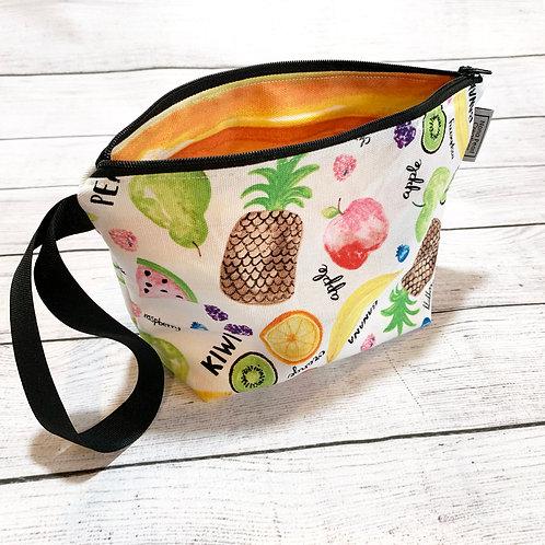 Fruit Zipper Bag