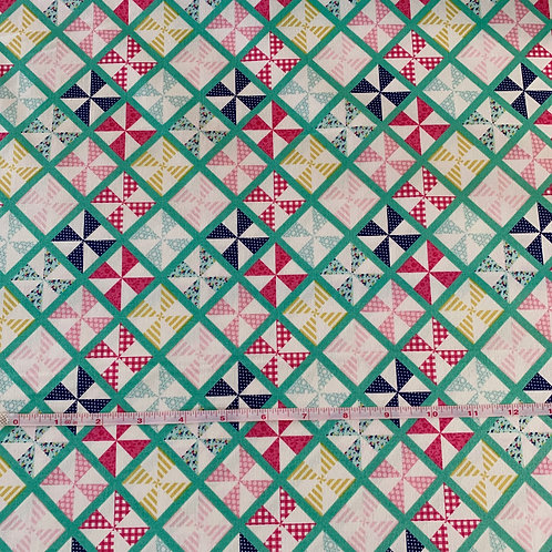 Quilted Pinwheels
