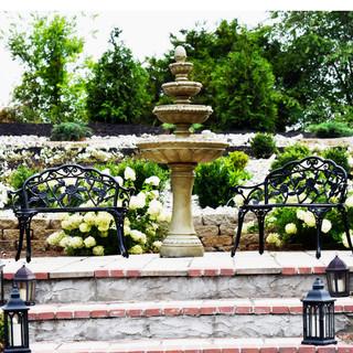 Intimate Garden Scenery