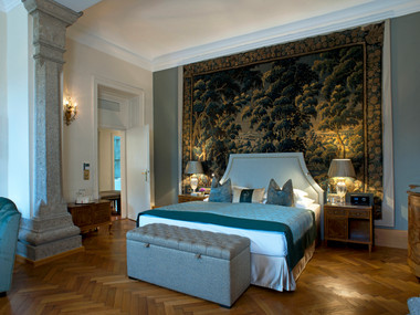 Hotel Saltzburg-Bedroom