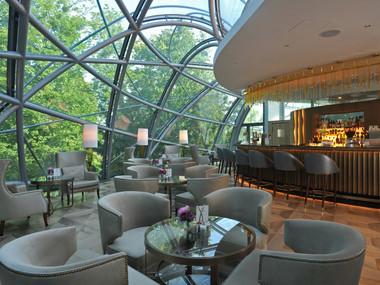 Glass garden Salzburg-Bar